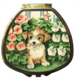 Andrea Garland - Puppy Dog, Pill Box Lip Balm