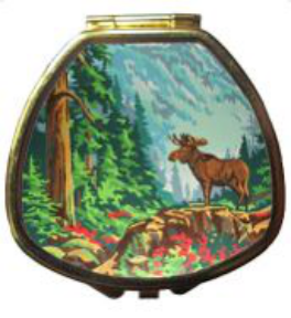 Andrea Garland - Moose, Pill Box Lip Balm