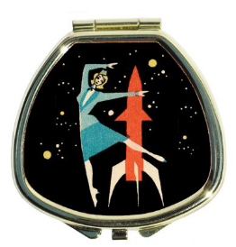 Andrea Garland - Space: Rocket Girl, Pill Box Lip Balm