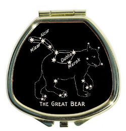 Andrea Garland - Space: The Great Bear, Pill Box Lip Balm