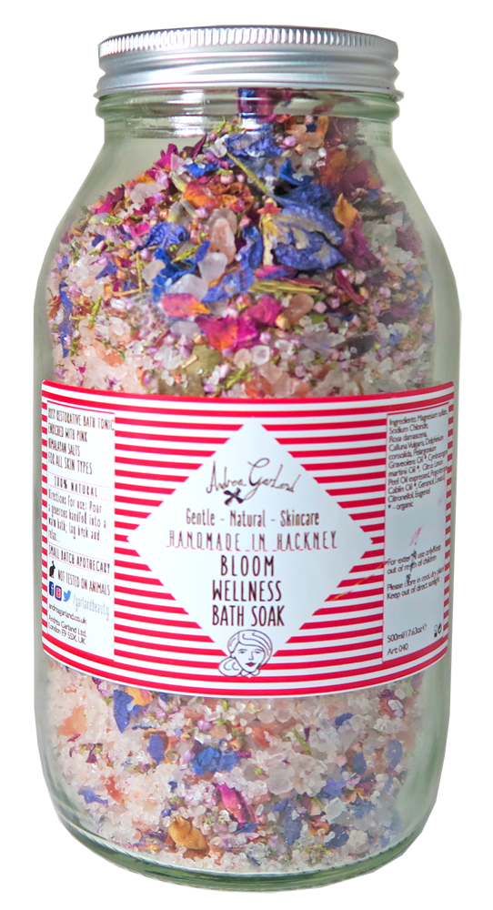Andrea Garland - Bloom Wellness Bath Soak