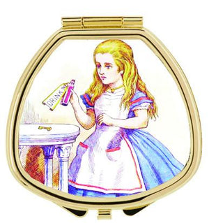 Andrea Garland - Alice in Wonderland: Drink Me, Lip Balm Compact