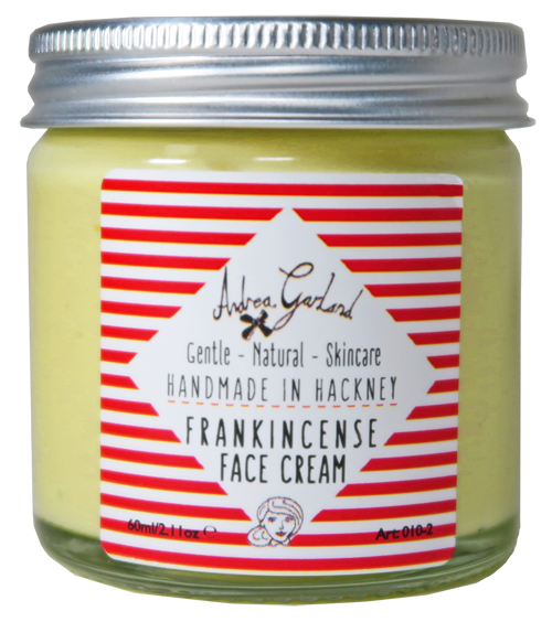 Andrea Garland - Frankincense Face Cream