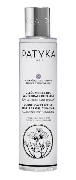 Patyka - Cornflower Water Micellar Gel Cleanser