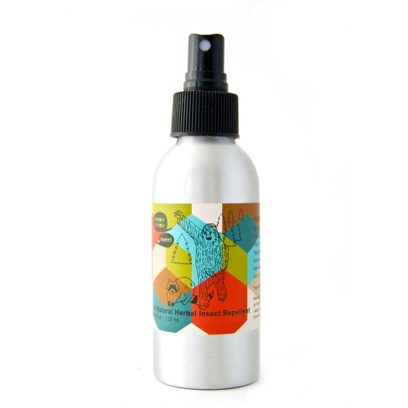 Meow Meow Tweet - Herbal Insect Repellent