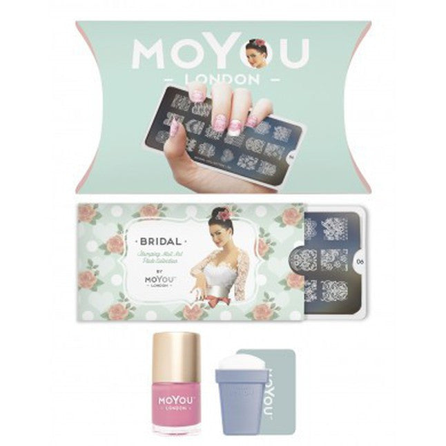 MoYou London - Bridal Starter Kit