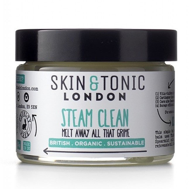 Skin & Tonic London - Steam Clean