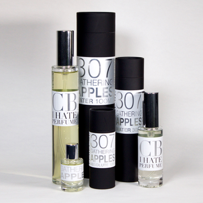 CB I Hate Perfume - 307 Gathering Apples