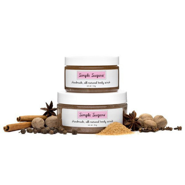 Simple Sugars - Sugar and Spice Body Scrub
