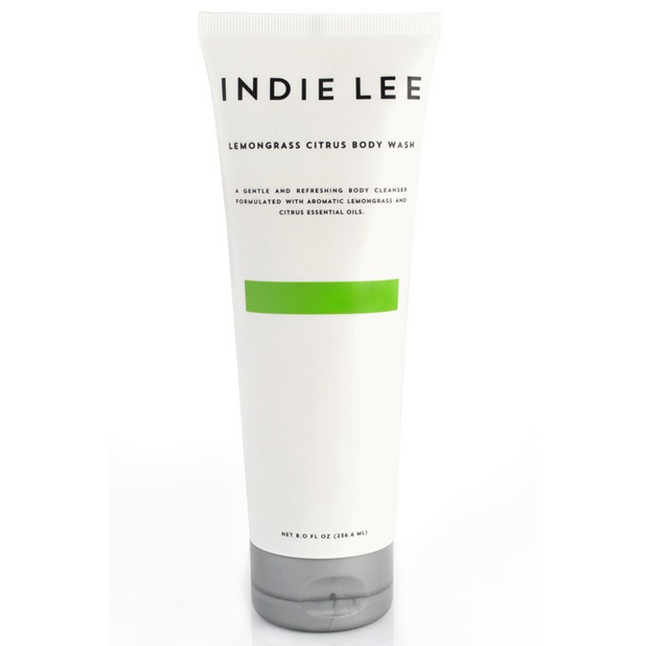 Indie Lee - Lemongrass Citrus Body Wash