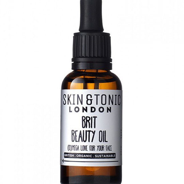 Skin & Tonic London - Brit Beauty Oil