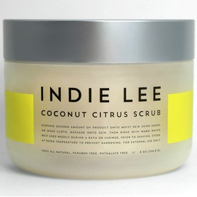 Indie Lee - Coconut Citrus Scrub