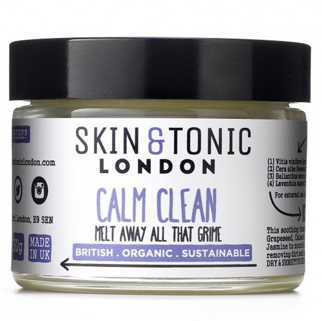 Skin & Tonic London - Calm Clean