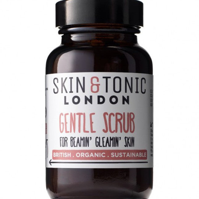 Skin & Tonic London - Gentle Scrub