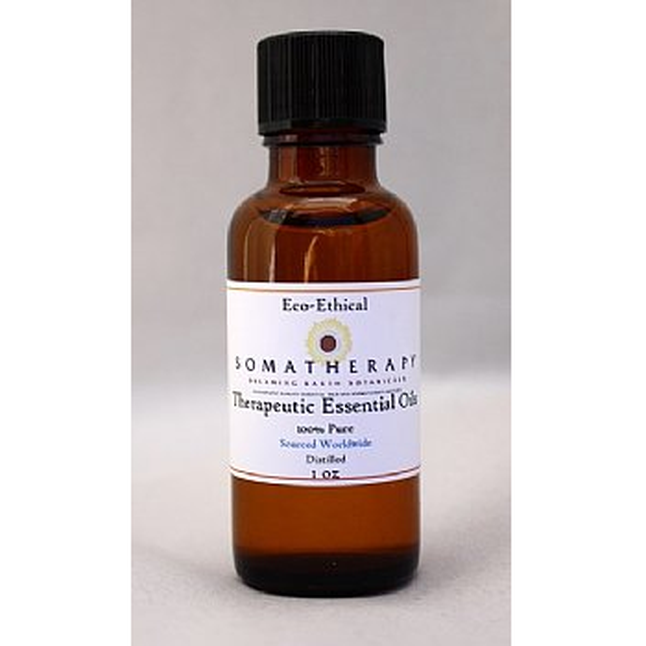 Somatherapy - Patchouli Essential Oil
