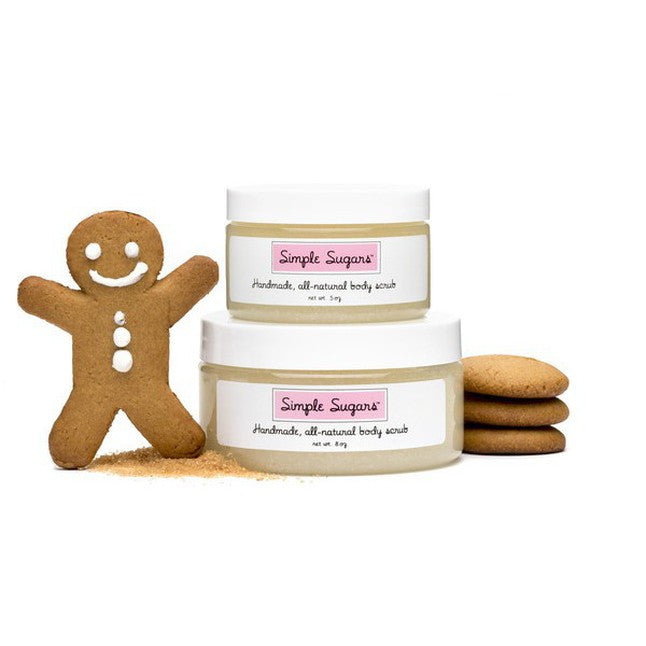 Simple Sugars - Gingerbread Body Scrub