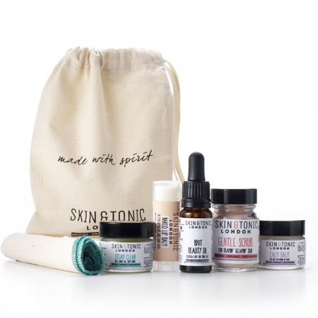 Skin & Tonic London - Gift Set/Travel Kit