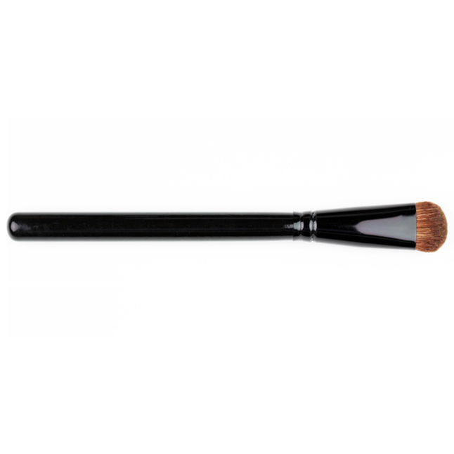 The Gilded Girl - Deluxe Oval Shadow Brush