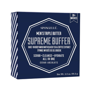 Spongellé - Men's Supreme Buffer