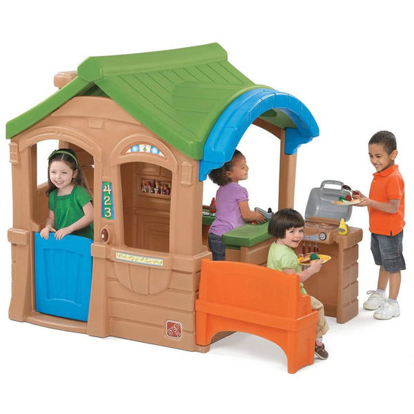 Step2 Gather and Grille Playhouse - Oz Kids World