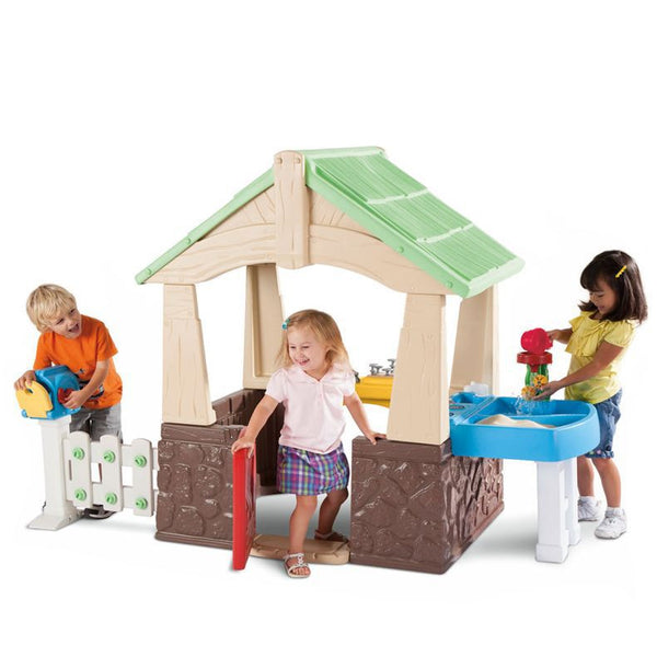 Little Tikes Deluxe Home and Garden Playhouse - Oz Kids World