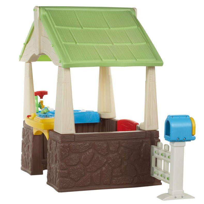 Little Tikes Deluxe Home And Garden Playhouse Ozkidsworld