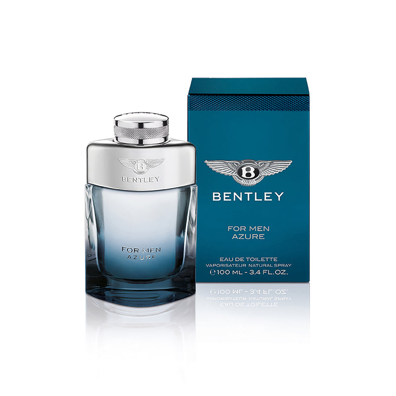 Bentley for Men Azure 3.4oz Eau de Toilette