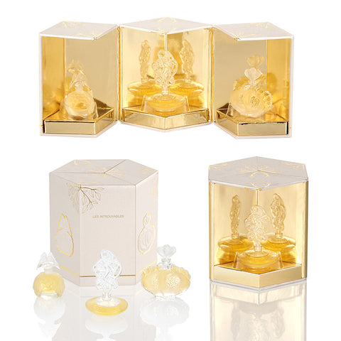 Lalique de Lalique The Ultimate Collection VI Miniature Set