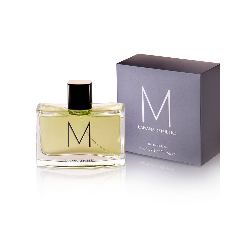 BANANA REPUBLIC M for Men 4.2 oz Eau de Parfum