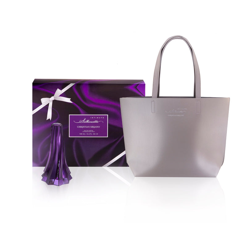 Silhouette Intimate Silhouette 3.4 oz EDP & Tote Bag Gift Set