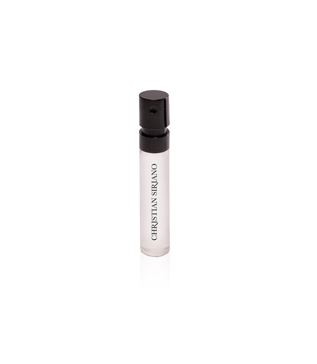 Silhouette 2ml Sample Vial - Eau de Parfum