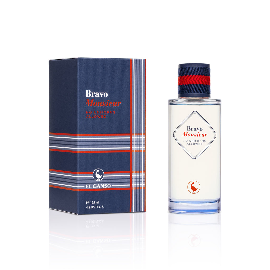 BRAVO MONSIEUR 4.2oz Eau de Toilette Spray