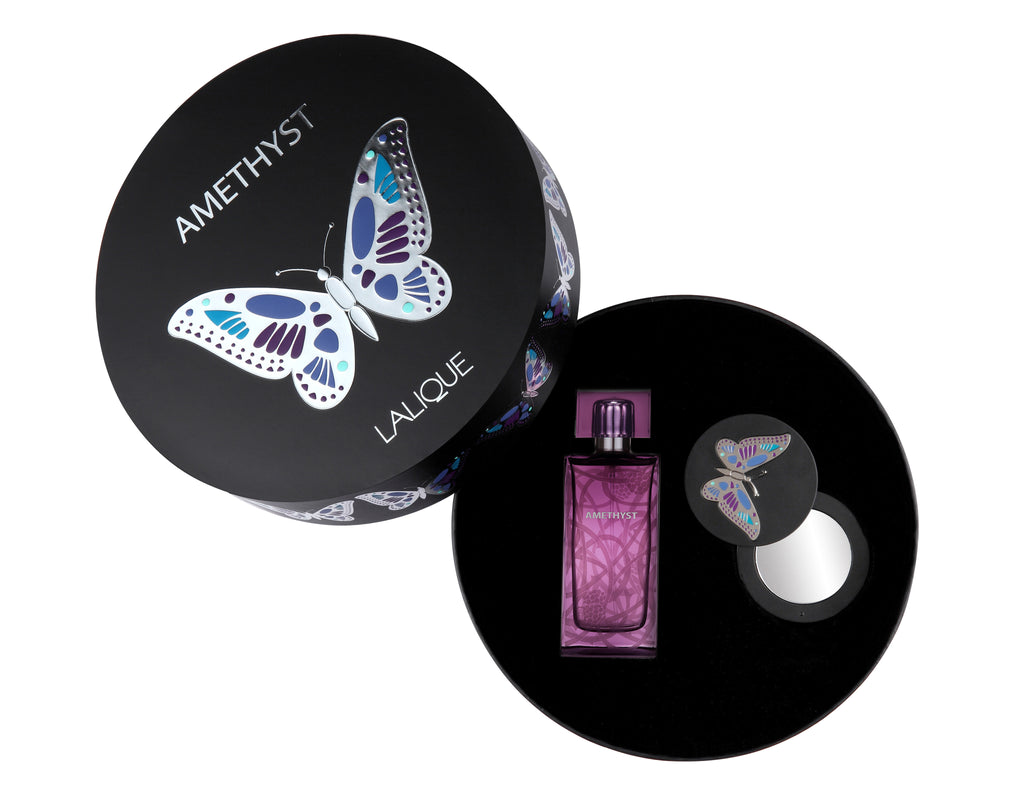 Amethyst 3.3oz EDP & Mirror Gift Set