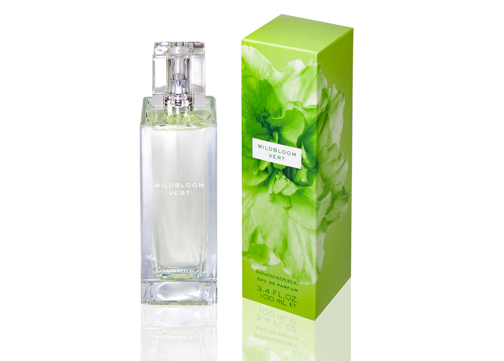 BANANA REPUBLIC Wildbloom Vert for Women 3.4 oz Eau de Parfum