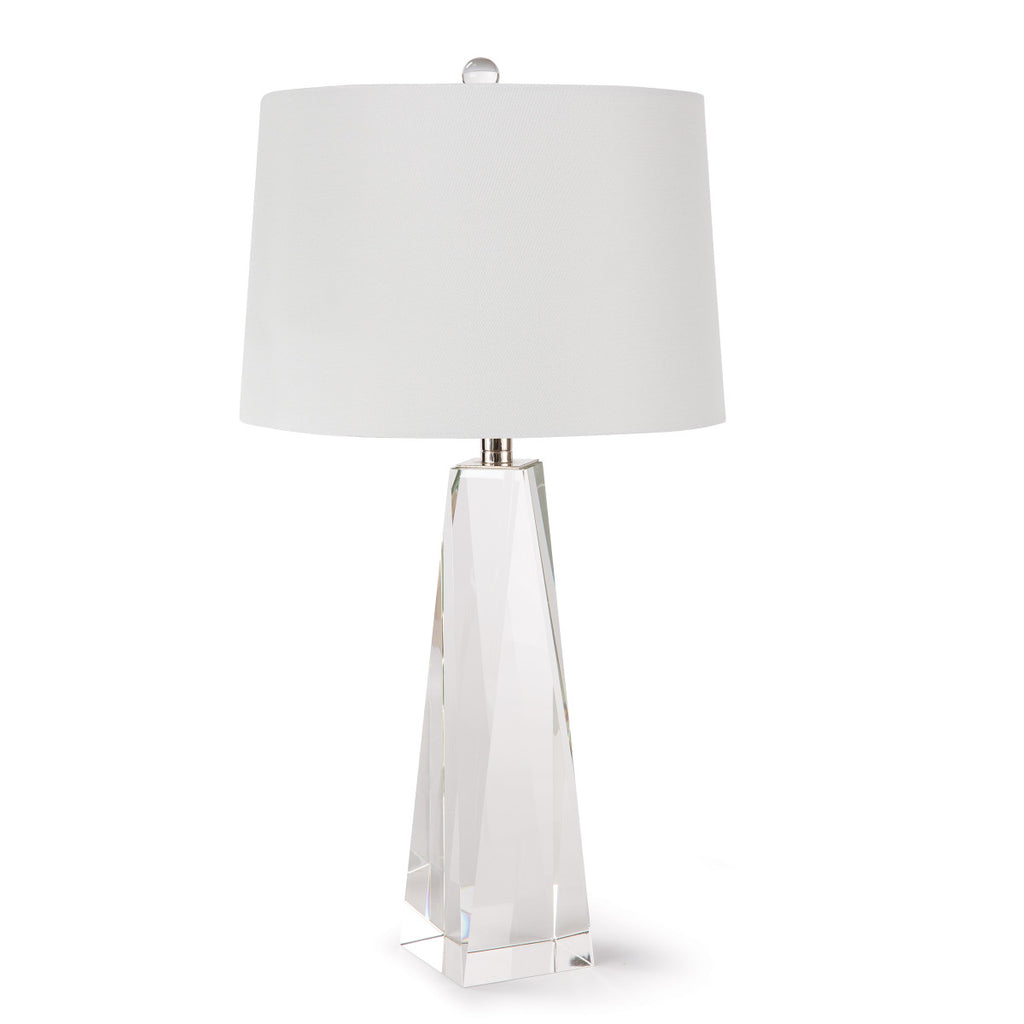 Angelica Crystal Table Lamp Small