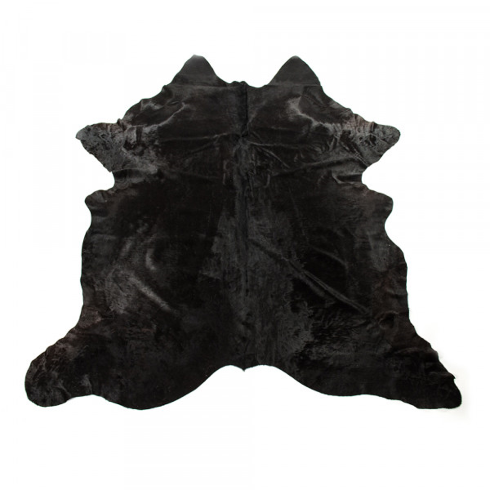 Brazilian Cowhide Black