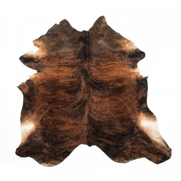 Brazilian Cowhide Exotic Dark