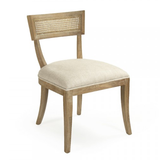 Carvell Cane Back Side Chair (Set of 2)