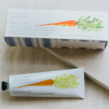 Carrot & Neroli Handcreme by The Cottage Greenhouse