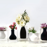 Doyers Bud Vase Soho Hamptons White