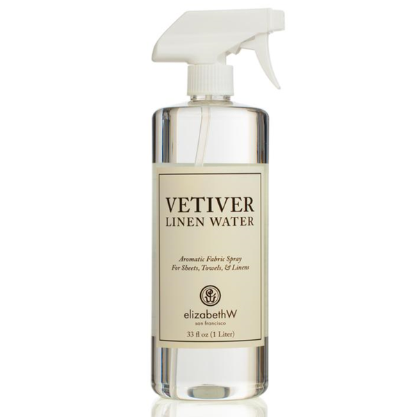 Vetiver Linen Water
