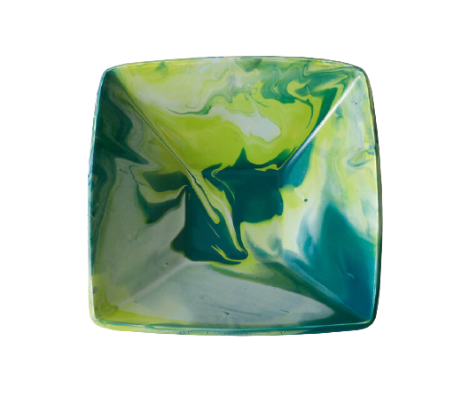 Paul Schneider Medium Bowl Geode #015