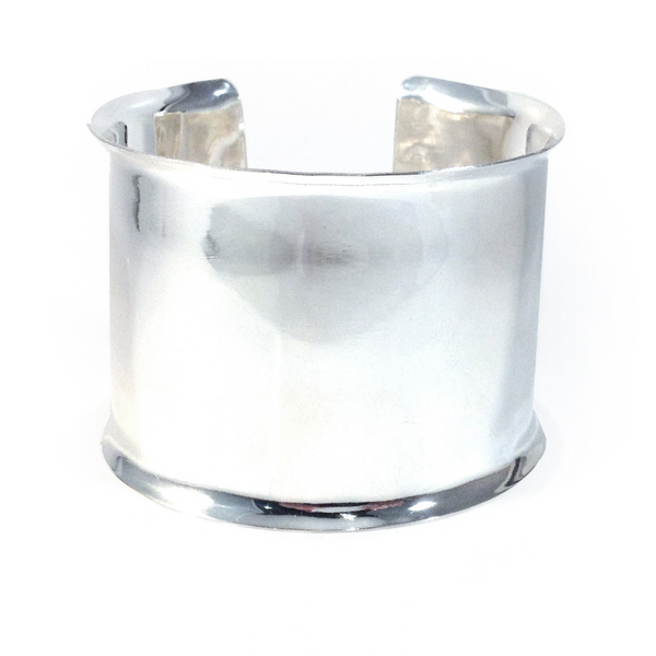 Stutts Cuff All Silver