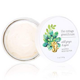 Wild Ginger & Agave Body Butter by The Cottage Greenhouse