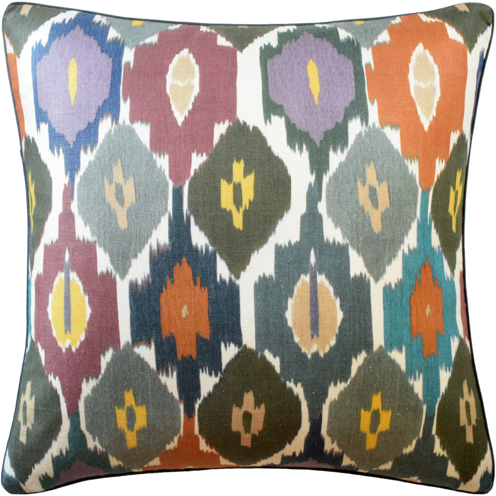 Town House (Multi) Pillow