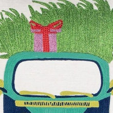 Load image into Gallery viewer, Quirky Van Christmas Pillow Cover