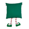 3D Elf Leg Pillow