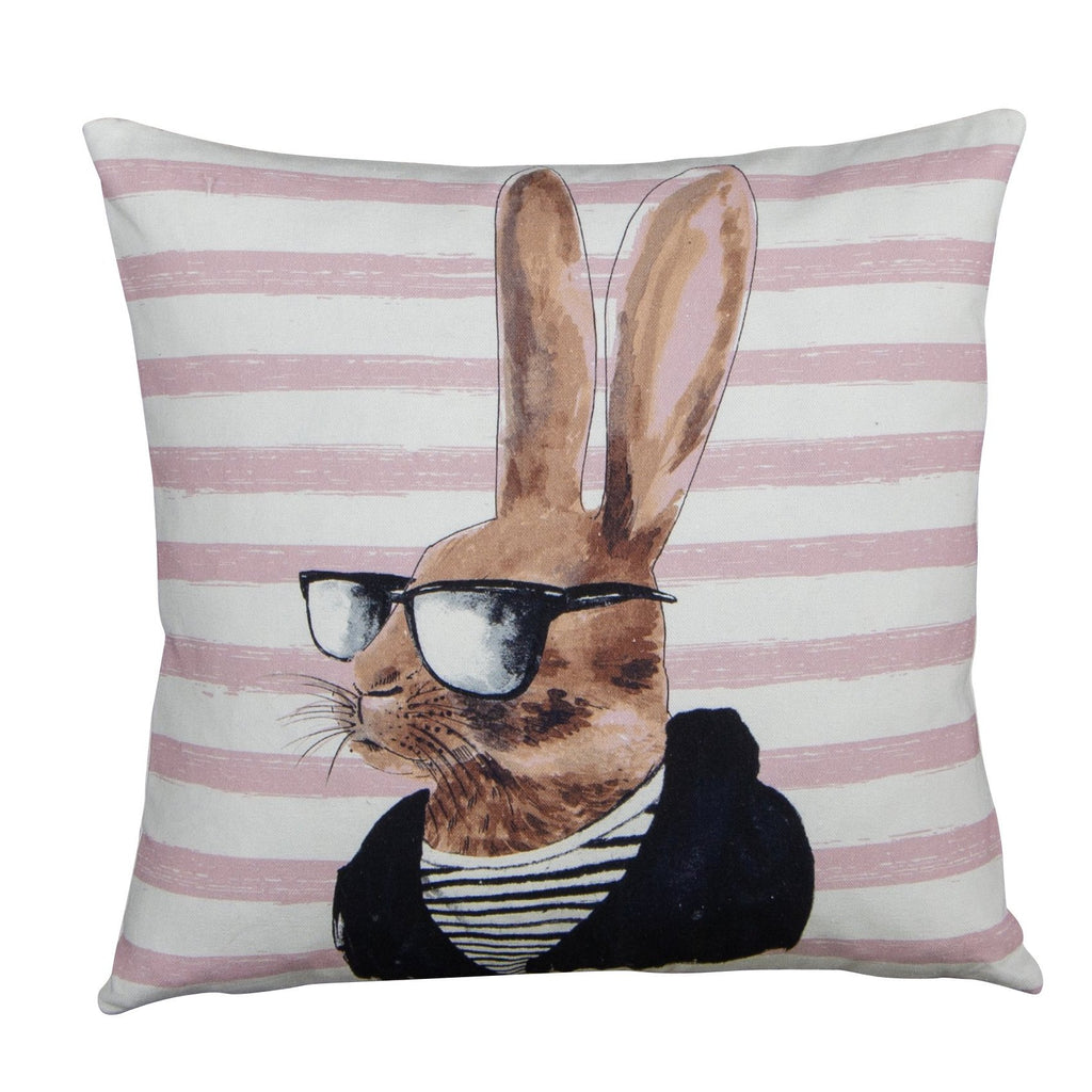 Roxanne Rabbit Pillow