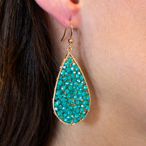 Anna Beaded Earrings