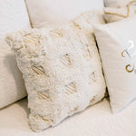 Beau Pillow Cover
